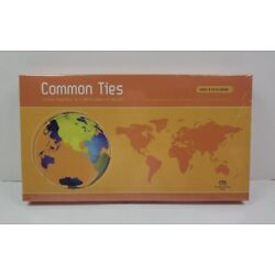 Kyпить Common Ties Cultural Board Game Creative Therapy Store cts Counseling Diversity  на еВаy.соm