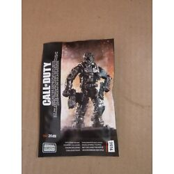 Kyпить MEGA BLOKS CALL OF DUTY 2016 FAN EXPO EXCLUSIVE FIGURE MODEL DPW88 ACTIVISION на еВаy.соm