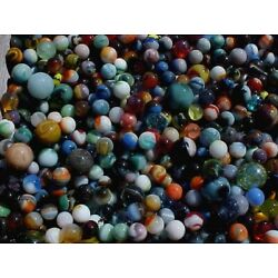 Kyпить PLEASE READ!  ONE  POUND  OF MIXED MARBLES FLOOR SWEEPINGS $16.49 POSTPAID! на еВаy.соm