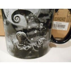 Kyпить NEW SET of 4 Nightmare B-4 Christmas X-LARGE 20oz Mugs  NEVER REMOVED FROM BOXES на еВаy.соm