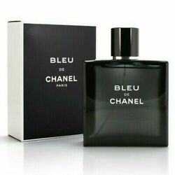 Kyпить CHANEL BLUE De Chanel 3.4 oz / 100ml EDT Spray Men 100% Authentic New Box Sealed на еВаy.соm