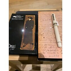 Kyпить MINT AND BOXED OMAS COLLECTION BIBLIOTHEQUE NATIONALE FOUNTAIN PEN на еВаy.соm