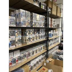 Kyпить Funko 6 pack Lot $60+ Guaranteed Value Exclusives Chases and Cons Only!!!!! на еВаy.соm