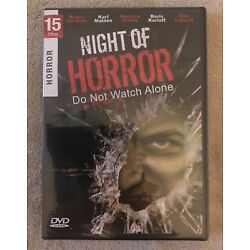 NIGHT OF HORROR DVD Night Evelyn Came Out of the Grave Invasion of the Bee Girls