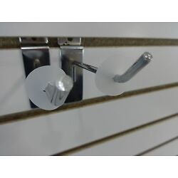Inventory Control Product Stop Peg Hook Shelf Management Wire Grid
