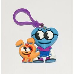 Kyпить TAYE & SCOUT American Heart Association - Backpack Hero Keychain Clip - Blue на еВаy.соm