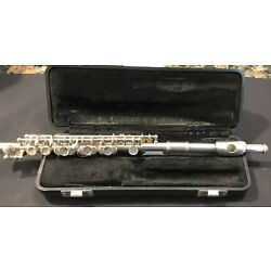 Kyпить Armstrong Piccolo with Case Model 204 Silver Plated Band Orchestra на еВаy.соm