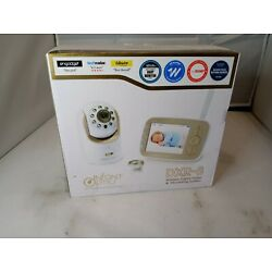 Kyпить Infant Optics DXR-8 White Gold Wireless Digital Video Baby Monitoring System на еВаy.соm