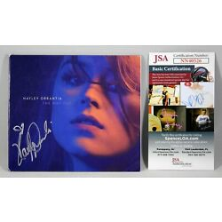 Kyпить HAYLEY ORRANTIA SIGNED THE WAY OUT EP CD MUSIC ALBUM ACTRESS AUTOGRAPHED JSA COA на еВаy.соm