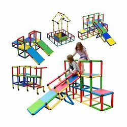 Create & Play Life Size Structures All in 1 Set - Buildable Fun & STEM Learni...