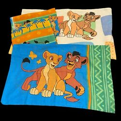 Kyпить DISNEY LION KING SIMBA'S PRIDE TWIN SHEET SET FLAT FITTED PILLOWCASE KIARA KUVU на еВаy.соm