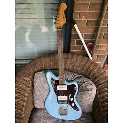 Kyпить Squier Classic Vibe '60s Jazzmaster Blue Electric Guitar на еВаy.соm