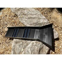 E-Z SLUICE BOX WITH FLARE OVER 45,000 SOLD LIGHT WEIGHT SLUICE GOLD PROSPECTING