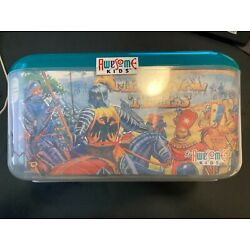 Awesome Kids New Medieval Times Collectible Plastic Toy Soldiers Figures Dragons