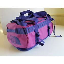 Kyпить The North Face Base Camp Duffel LARGE Bag Backpack Mens/Womens Pink Purple Label на еВаy.соm