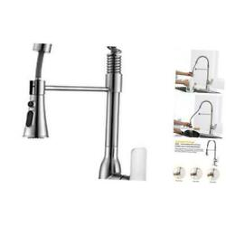 Kyпить  Kitchen Faucets Commercial Solid Brass Single Handle Single Brushed Nickel на еВаy.соm