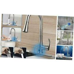 Kyпить Kitchen Faucets with Pull Down Sprayer, Two Functions Sprayer Brushed Nickel на еВаy.соm