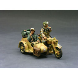 Kyпить King and Country WS074 Motorcycle Combo Set RETIRED на еВаy.соm