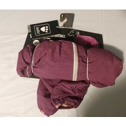HURTTA CASUAL QUILTED OVERALL WINTER JACKET DOG OUTFIT 60L CM 24L INCH