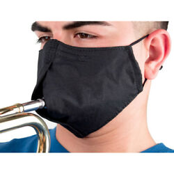 Face Mask for Wind Instrumentalists Size Medium use while playing! from Protec