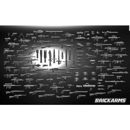img-Brickarms Guns & Accessories [LIMITED SUPPLY] [NEON AND GOLDEN ACCESSORIES]