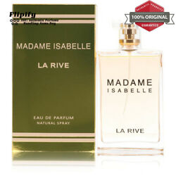 Madame Isabelle Perfume 3.0 oz EDP Spray for Women by La Rive