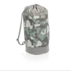 Thirty-One MOVE IT ALL Bag in Soft Camo NWT Laundry Organize Toy Storage