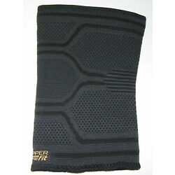 Copper Fit ELITE Copper Infused Knee Compression Sleeve 1-pack S/M or L/XL