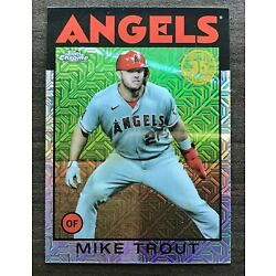 Kyпить 2021 Topps Series 2 1986 Topps Chrome Silver Pack Base Card~ Pick your Card на еВаy.соm
