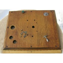 Kyпить Antique Montgomery Ward CECILIAN Phonograph Wood Lid Bed Plate w Parts~Stock c на еВаy.соm