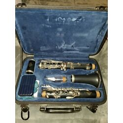Kyпить Buffet Crampon B12 Black Clarinet with All Pieces and Carrying Case на еВаy.соm