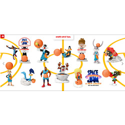 McDONALD'S 2021 SPACE JAM NEW SEALED - PICK YOUR TOYS - ON HAND FAST SHIPPING