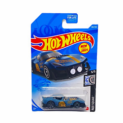 Mattel Hot Wheels 2021 Rod Squad 5/5 BLUE Muscle and Blown 184/250