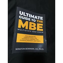 The Ultimate Guide to the MBE (Multi-State Bar Exam)