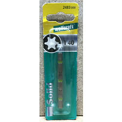 Wolfcraft 3 Bits Solid  TOX T 40  2483000