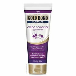 Gold Bond, Ultimate Crepe Corrector 8 oz Age Defense Smoothing Concentrate Skin