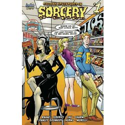 ARCHIE CHILLING ADVENTURES IN SORCERY 1 RHINOS COMICS EXCLUSIVE KEN WHEATON