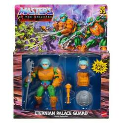 Masters of the Universe Origins Eternian Royal Guard  Exclusive IN HAND