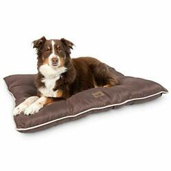Super Snoozer Durable Rugged Indoor / Outdoor All Large (Pack of 1) Chocolate