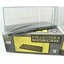 Showcase Display Case vehicles Course Box for Models Car Scale 1:24 Triple 9