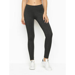 VICTORIA'S SECRET Gray Workout Leggings Pants Small S Gym Womens Yoga Tights NEW