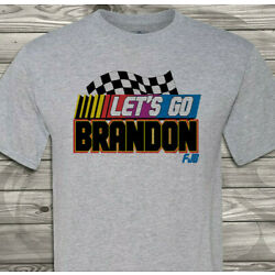 Let's Go Brandon - #FJB - Race Day - (Up to 6xl) - Free Shipping