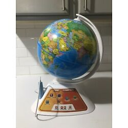 Smart Globe Discovery Educational World Geography For Kids Learning Toy