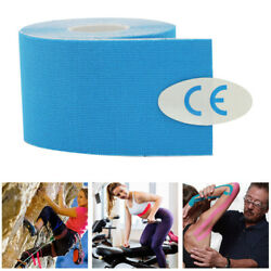 Rolls Kinesiology Tape Athletic Muscle Support Sport Elastic Physio Therapeutic