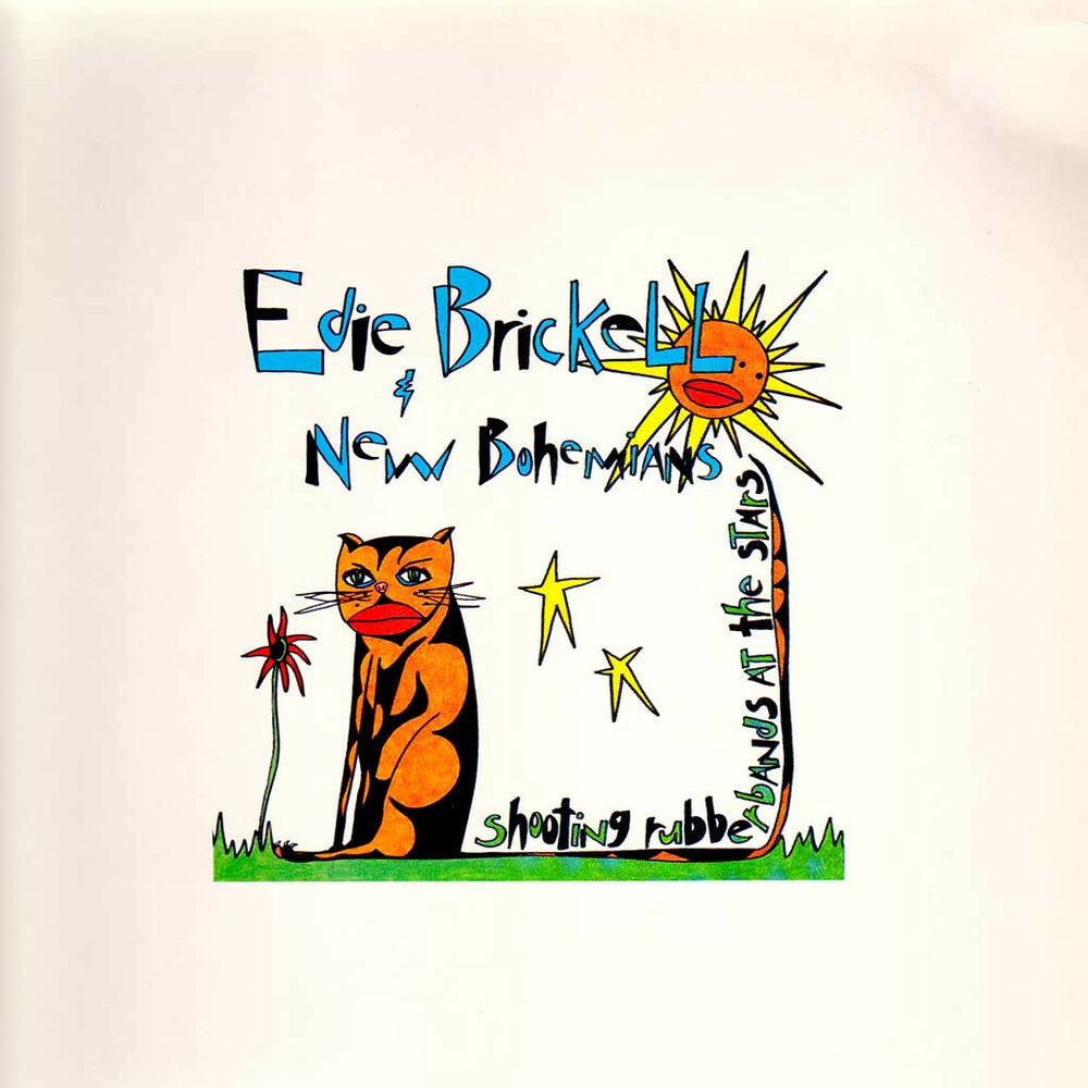 Edie Brickell New Bohemians Shooting Rubberbands At The