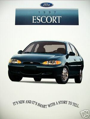 Ford Escort Workshop & Owners Manual Free Download
