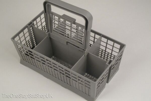 Universal Dishwasher Cutlery Basket Fits Most Models AEG Bosch Whirlpool Beko