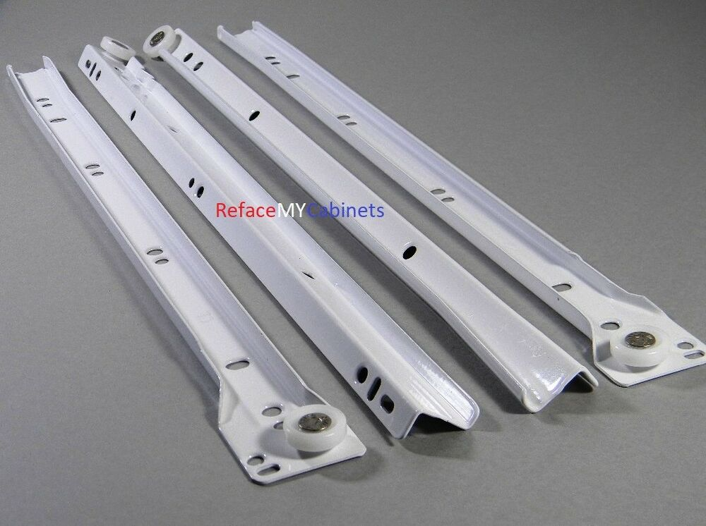 kitchen cabinet drawer slides self closing cabinet drawer slides kv 1805 self closing 22 inch ebay 9106