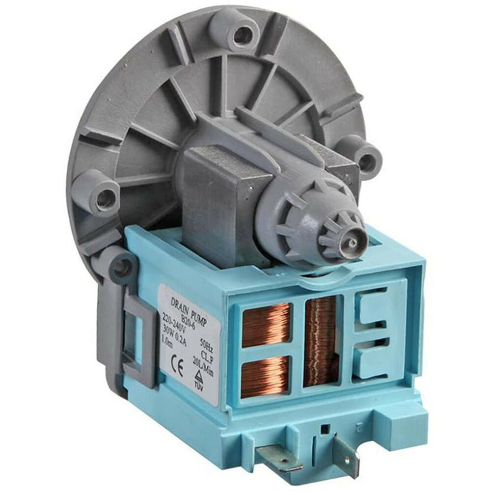Samsung Washing Machine Drain Pump Washer Dryer Motor Unit