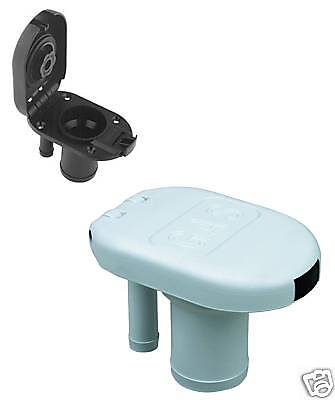 Combination Gas Fill And Fuel Tank Vent For Boats Ebay